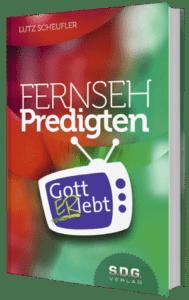 Buch Fernsehpredigten von Lutz Scheufler