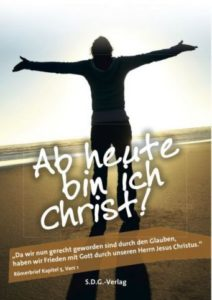 Buch Ab heute bin ich Christ