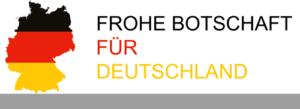 Banner Frohe Botschaft für Deutschland