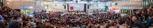 Predigt in der Sachsenlandhalle Glauchau
