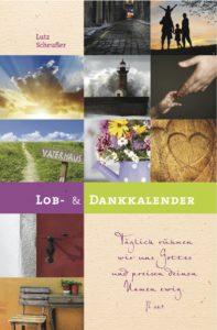 LOB+DANK-KALENDER mit Liedtexten
