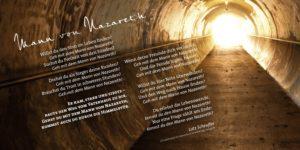 Karte DIN lang Mann von Nazareth
