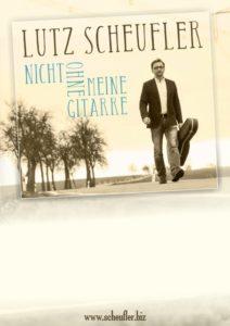 Musiker Lutz Scheufler