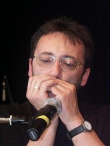 2003 mit Bluesharp