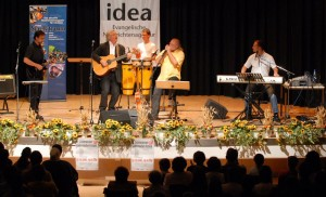 2006 Sachsenlandhalle / v.r.: Ronny Neumann, Wolfgang Tost, Benjamin Scheufler, Jörg Swoboda