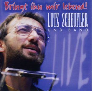 CD / MC Lutz Scheufler LIVE