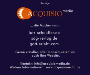 Werbung für ACQUISIO media